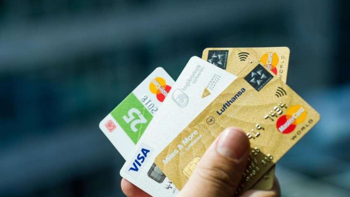 wenn die kreditkarte von lufthansa oder ikea kommt geld. Black Bedroom Furniture Sets. Home Design Ideas