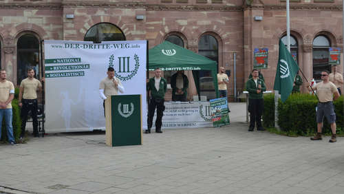 Demonstrationen in Fulda verliefen friedlich