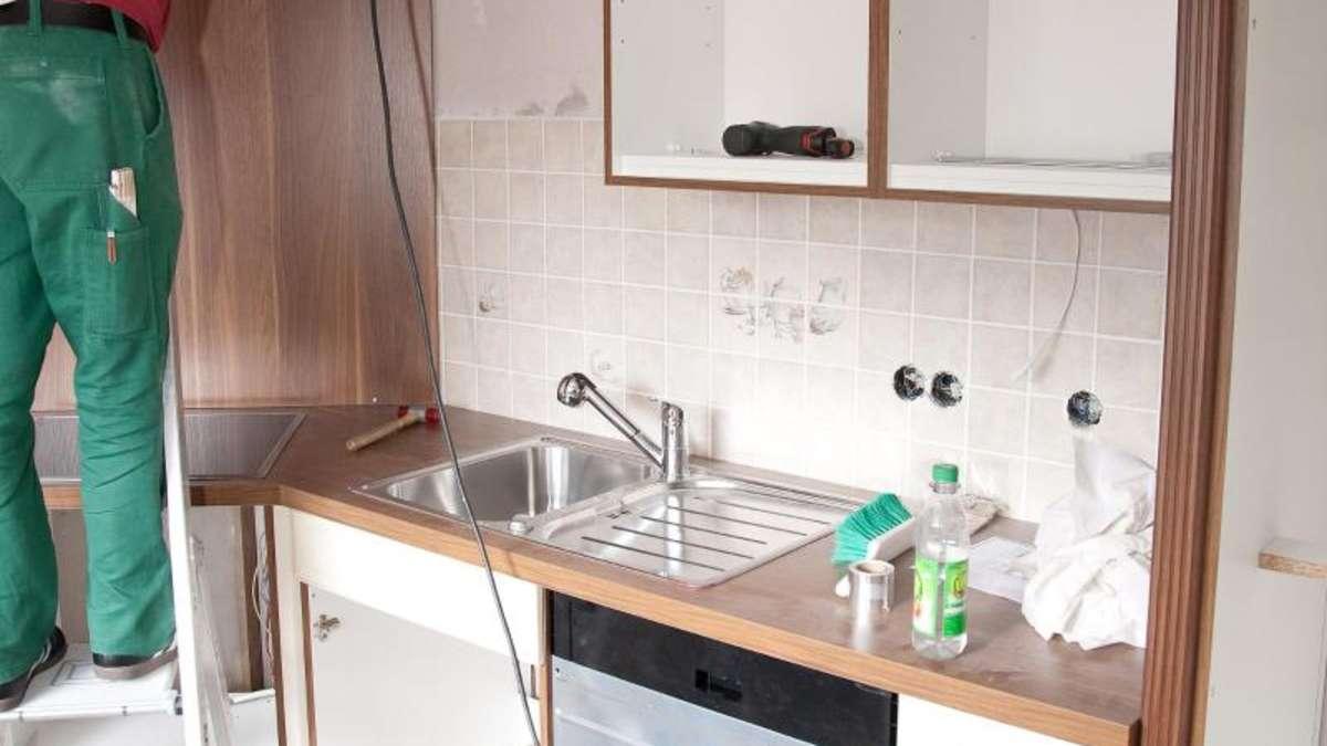 mitvermietete einbauk che vermieter kommt f r schaden auf wohnen. Black Bedroom Furniture Sets. Home Design Ideas