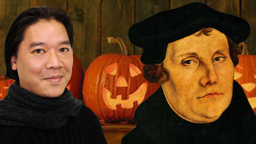 Klartext: Hallo-Luther-Ween