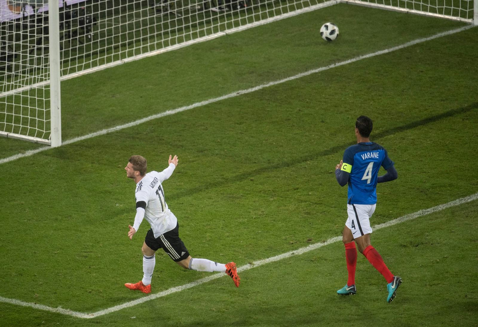 fußballspiel deutschland gegen frankreich
