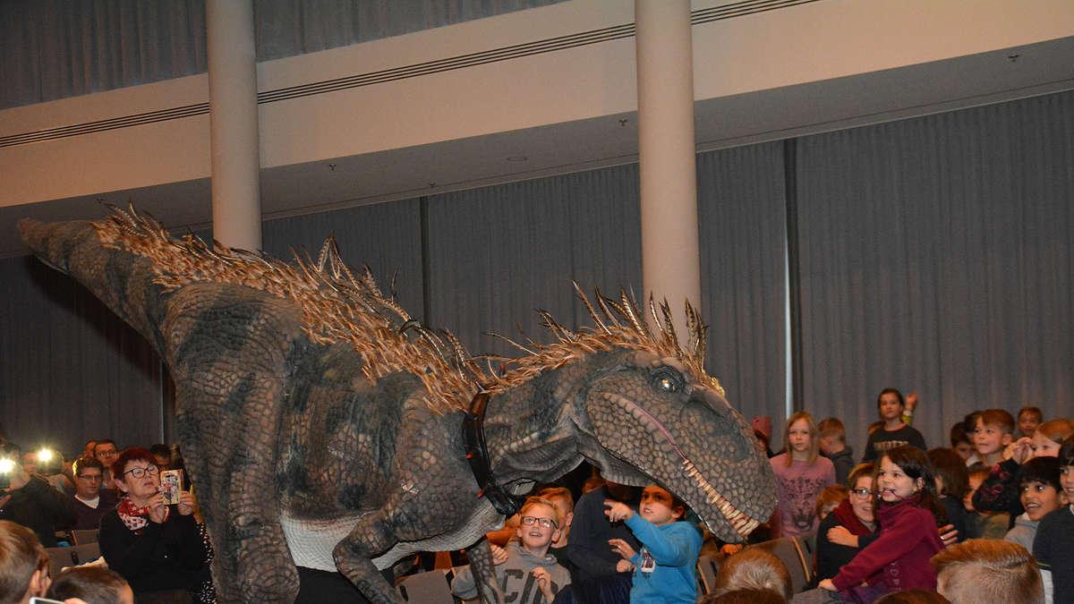 dinosaurier show dortmund