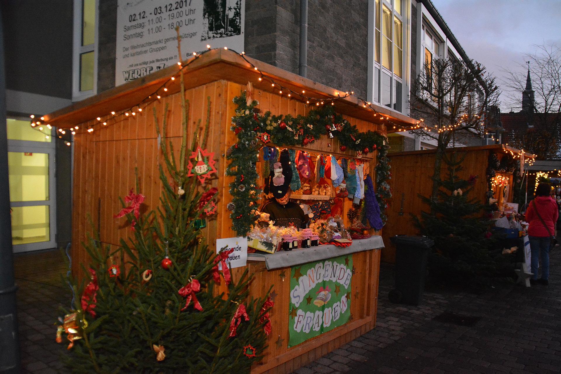 Weihnachtsmarkt Frankenberg.Der Alternative Weihnachtsmarkt In Korbach Mit Viel Livemusik Und
