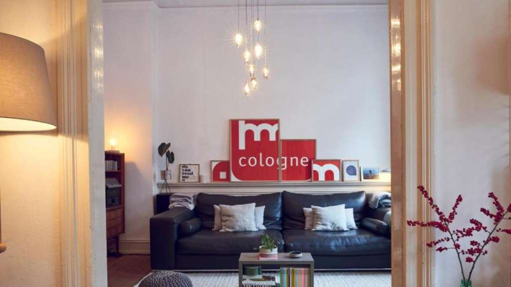 messe imm authentischer leben in bewusster einrichtung wohnen. Black Bedroom Furniture Sets. Home Design Ideas