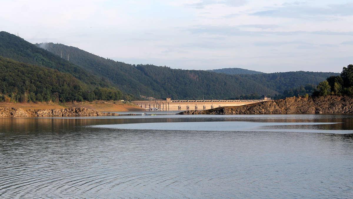 Edersee Wasserstand Aktuell
