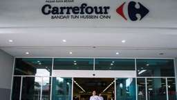 Carrefour plant Strategieschwenk