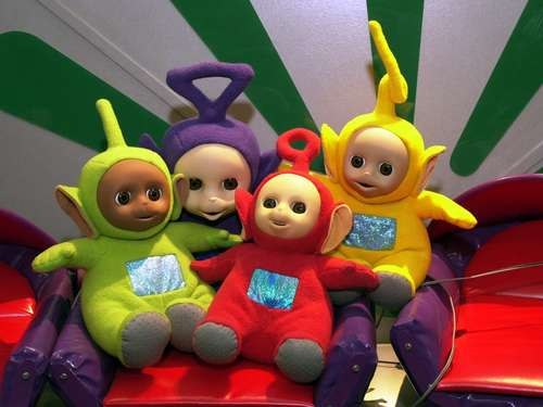 Teletubbies-Drama: Tinky-Winky ist tot