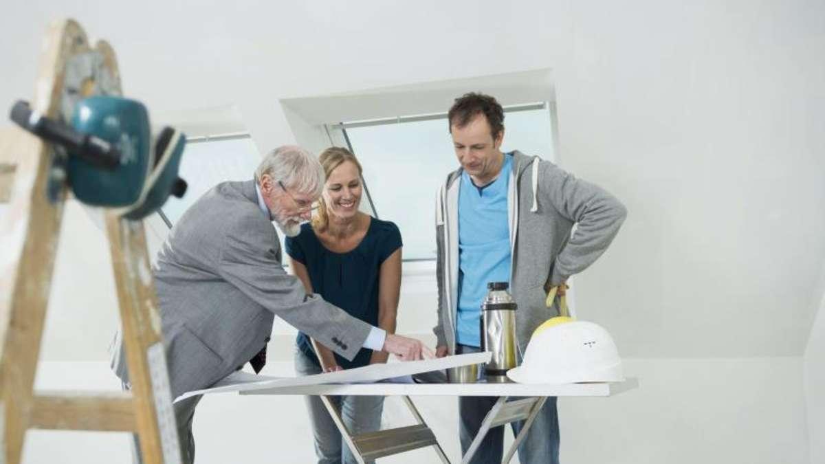 f r wen sich das bauen mit architekt eignet wohnen. Black Bedroom Furniture Sets. Home Design Ideas