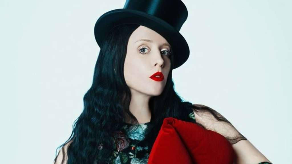 Alice im wunderland star stylistin entwirft gothic for Gothic wohnen