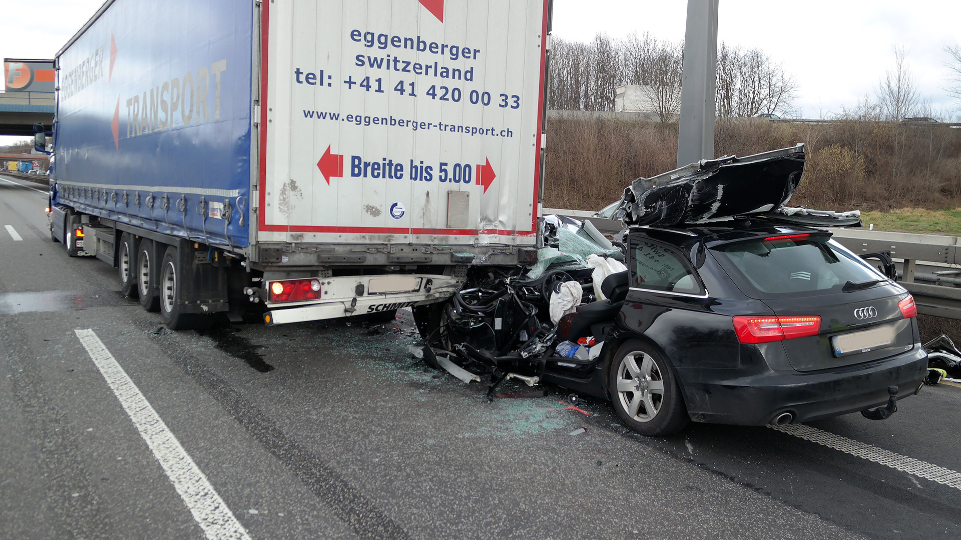 A7 Unfall Heute