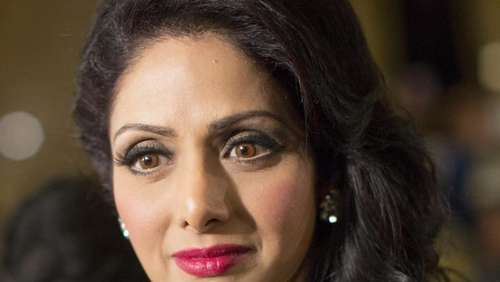 Bollywood-Superstar Sridevi Kapoor gestorben