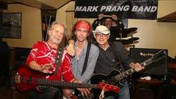 Rock zum St. Patricks Day: Mark Prang Band spielt im Homberger Irish Pub Shenick