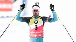 Biathleten Doll und Peiffer in Top Ten bei Fourcade-Sieg