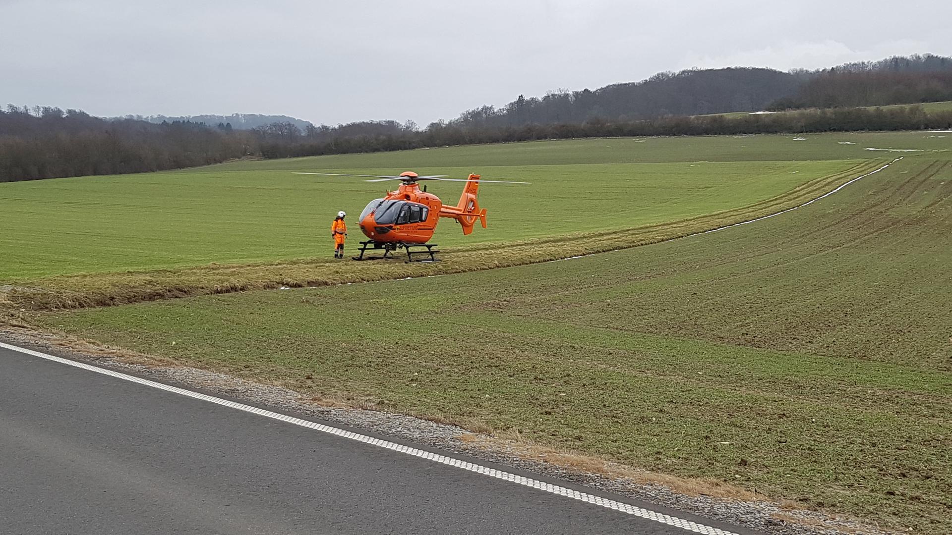 Verkehrsunfall Kassel