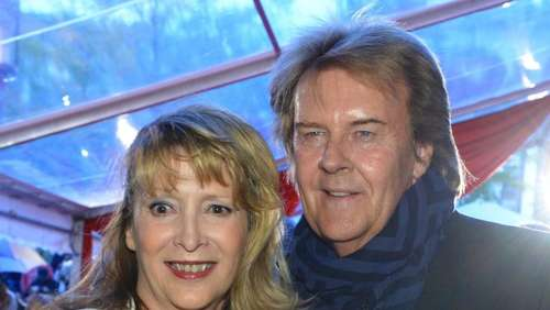 Howard Carpendale hat heimlich geheiratet