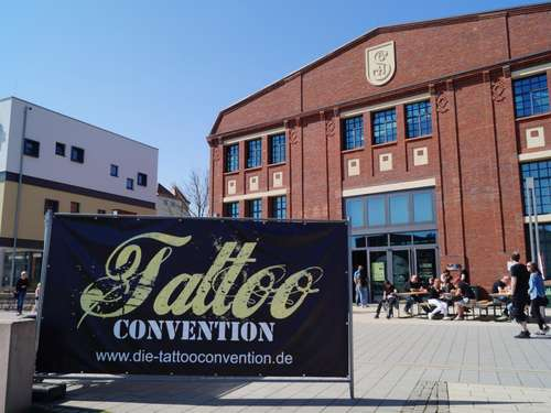 Bildergalerie zur erstmaligen Tattoo-Convention in Bad Hersfeld