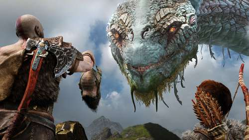 """God of War"" für die ""PlayStation 4"" im Test"