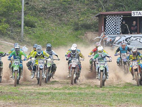 Mega-Event in Meckbach: Motocross am 12. und 13. Mai