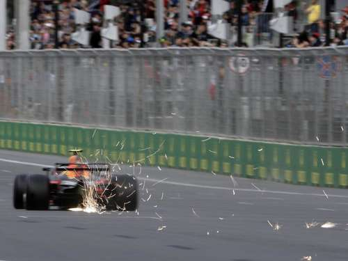 Red Bull: Kein böses Blut nach Baku-Crash