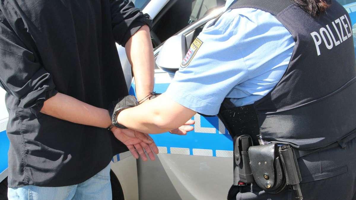 Polizei Hessisch Lichtenau