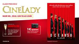 Meisterdiebinnen: Ocean's Eight in der CineLady