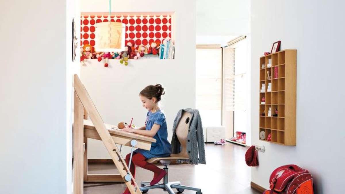 schreibtische f r schulkinder finden wohnen. Black Bedroom Furniture Sets. Home Design Ideas