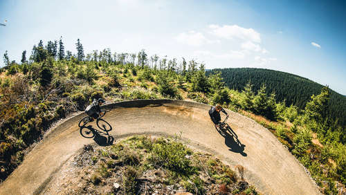 11.000 Mountainbiker zählt der Bikepark in Willingen