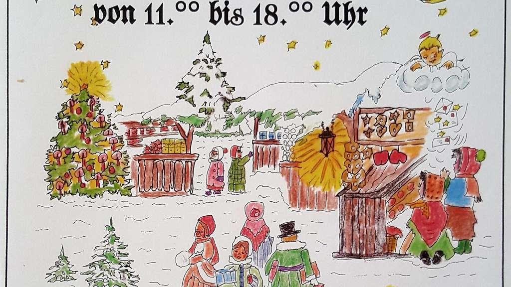 Alsfeld Weihnachtsmarkt.Fest Der Guten Taten Weihnachtsmarkt In Grebenau Alsfeld