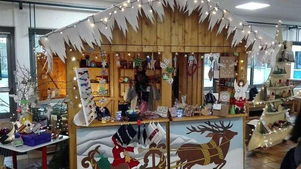 Alsfeld Weihnachtsmarkt.Mini Weihnachtsmarkt In Max Eyth Schule Alsfeld