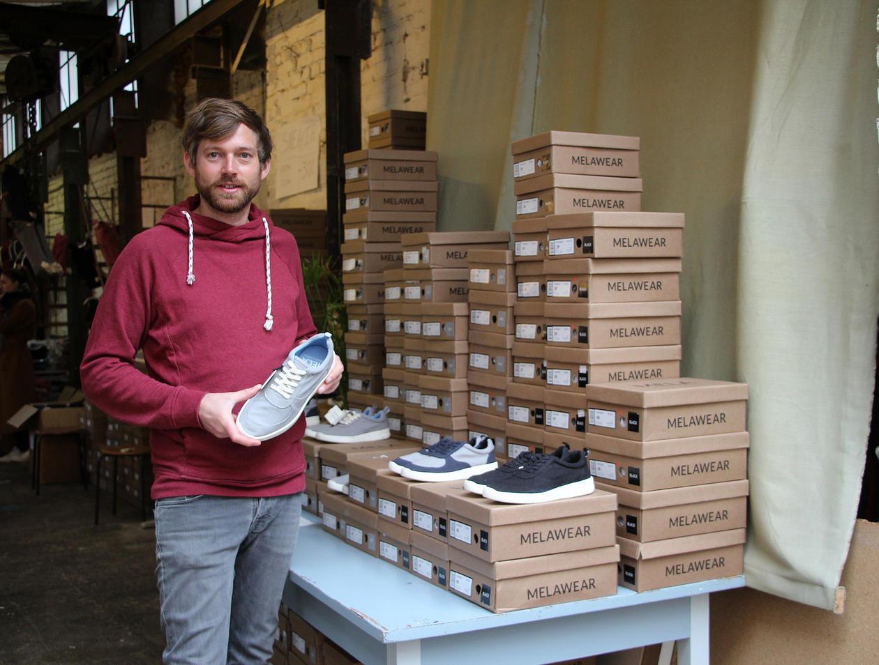 Fairtrade Kleidung aus Kassel: Melawear setzt auf