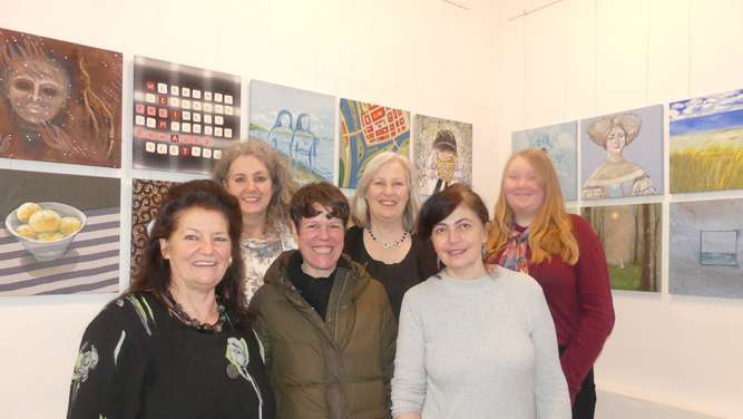 Vernissage zum Thema