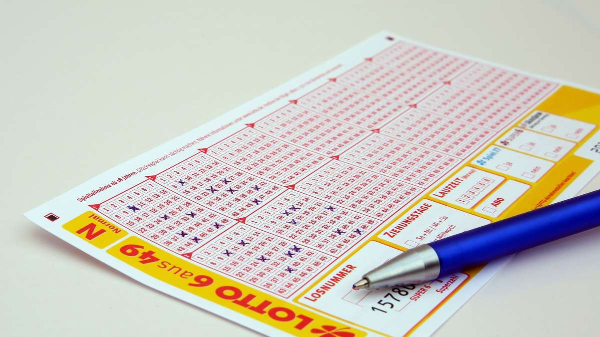 Lottogewinn Hessen