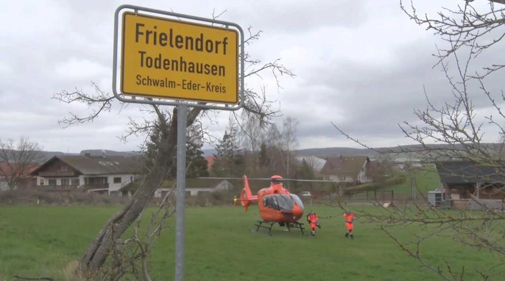 Wetter Frielendorf