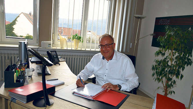 Interview mit Bürgermeister Wilfried Hagemann