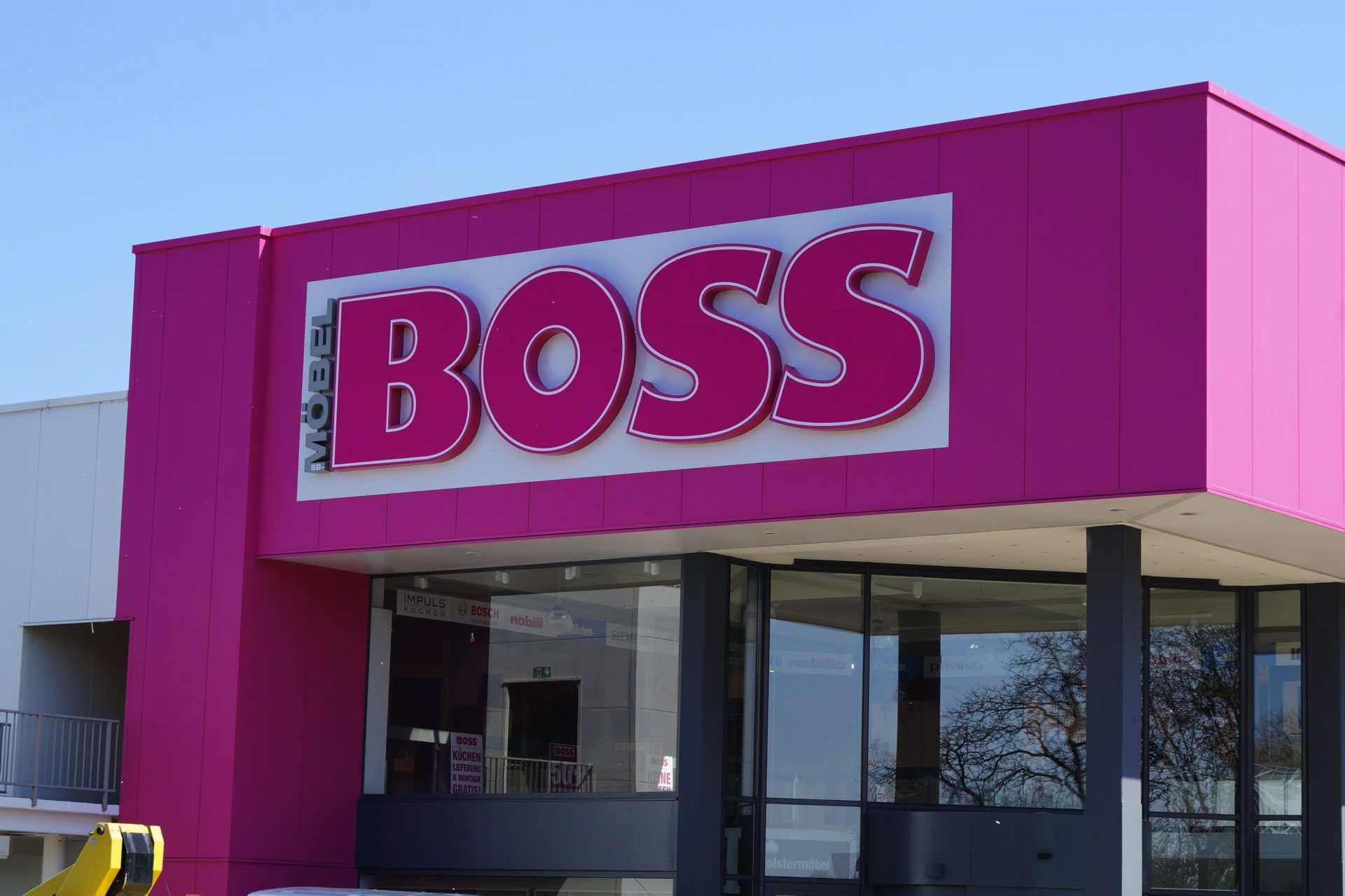Ammcobus Möbelhaus Boss