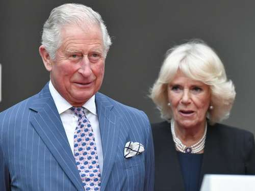 Charles und Camilla feiern Queen's Birthday Party