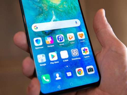 Huawei plant weiter mit Google-Betriebssystem Android