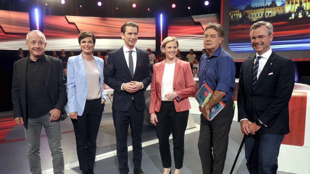 Prognose Wahl österreich
