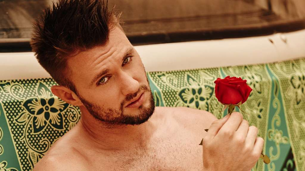 Michael Bauer, 28, Model aus Asbach