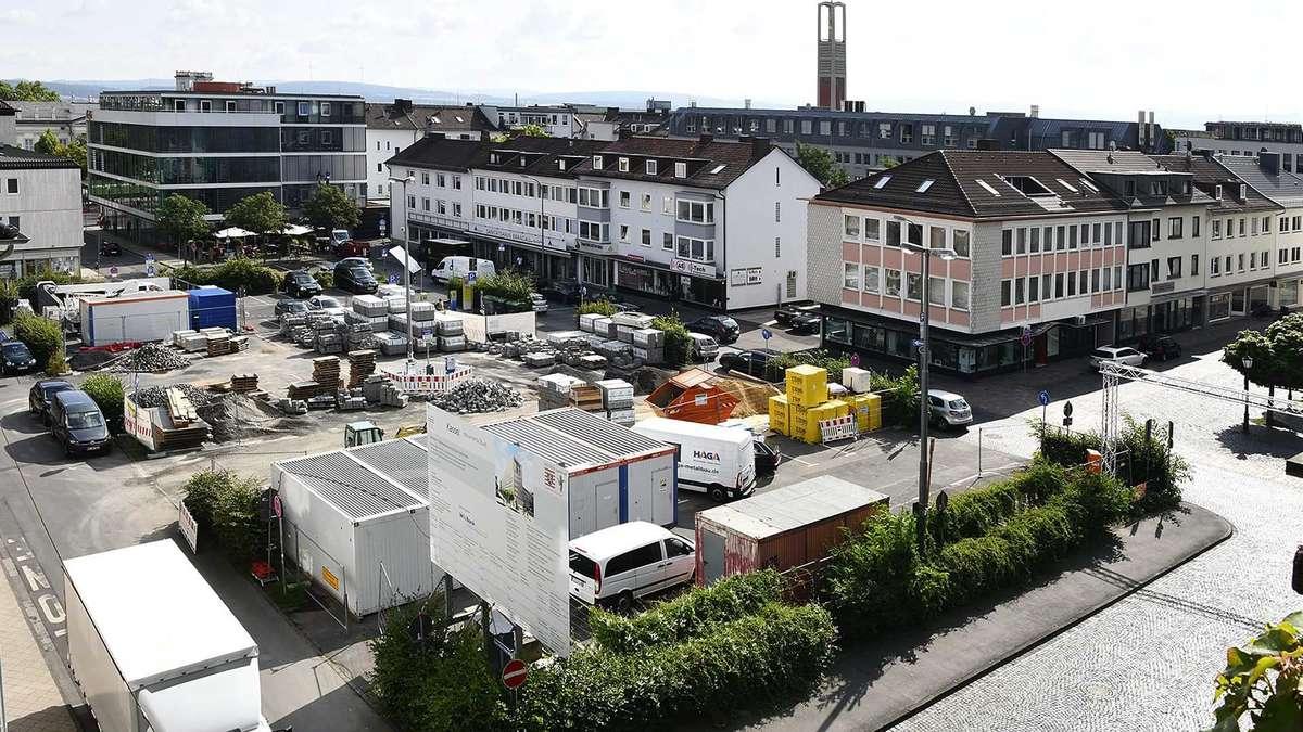 Parkplatz Kassel Innenstadt