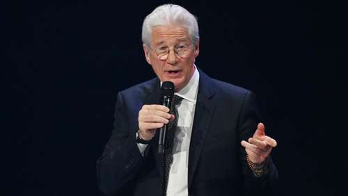 "Richard Gere: Salvini ist ""Baby Trump"""