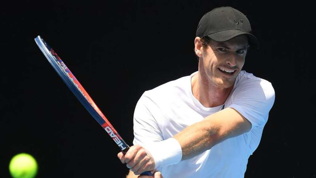 Andy Murray hat sein Auftaktmatch in Winston-Salem verloren. Foto: Julian Smith/AAP
