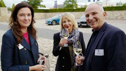 Marketingclub Nordhessen feierte Sommerfest im Messinghof