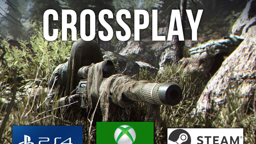 """Call of Duty: Modern Warfare"" Beta Crossplay"