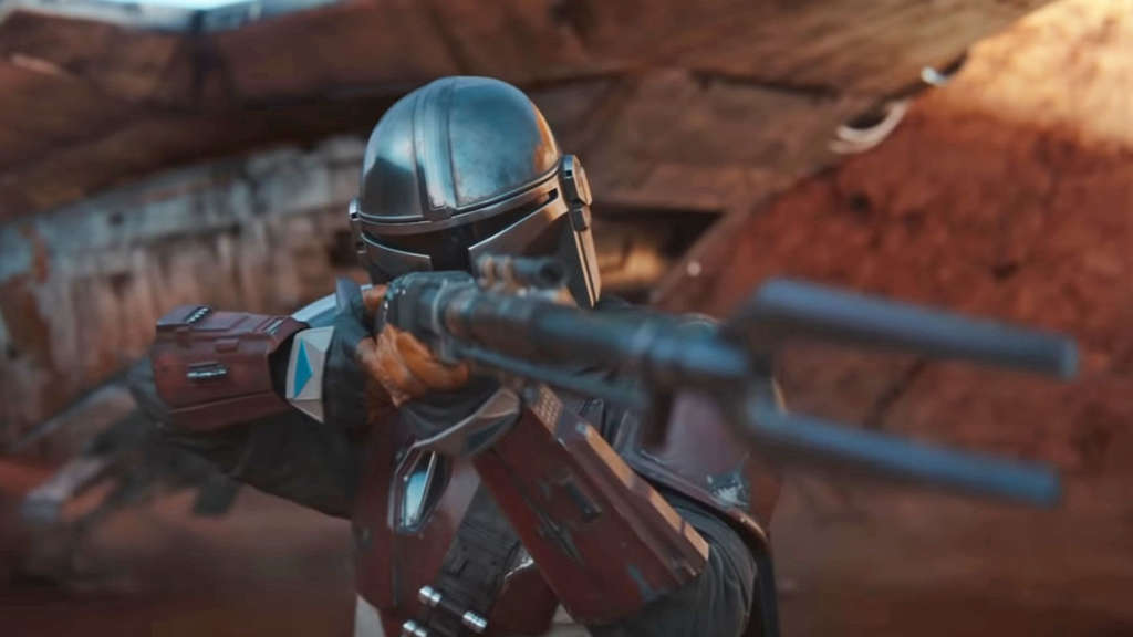 """Star Wars"": Trailer zu Serie ""The Mandalorian"" – Es wird rau in der Galaxis"