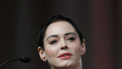 Rose McGowan verklagt Harvey Weinstein