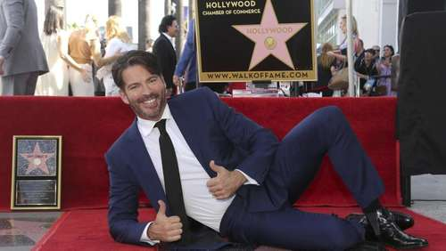 Hollywood-Stern für Harry Connick Jr.