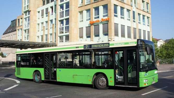 Busstreik Kassel