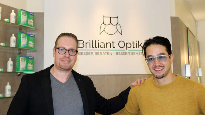 Brilliant Optik Adventsaktion: