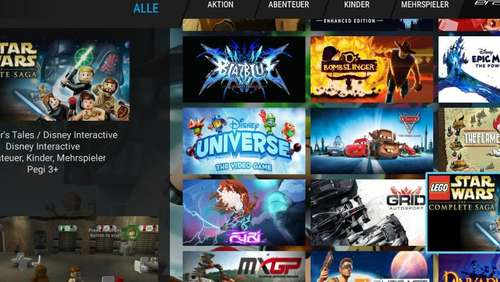 Medion startet Cloud-Gaming-Dienst